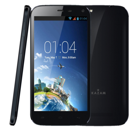 Kazam launches its first 4G-enabled Thunder 2 handset for Europe