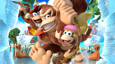 Donkey Kong Country: Tropical Freeze review - photo 2