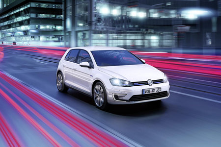 Volkswagen announces plug-in hybrid Golf GTE, capable of 188mpg