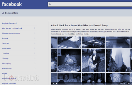 Facebook will maintain privacy settings for the deceased, continue sharing Look Back memorials