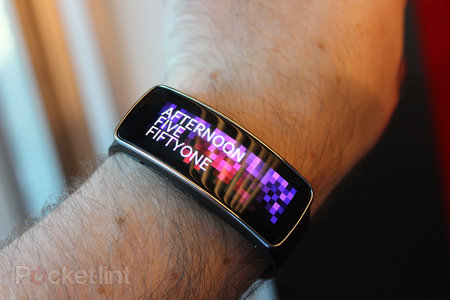 Hands-on: Samsung Gear Fit review