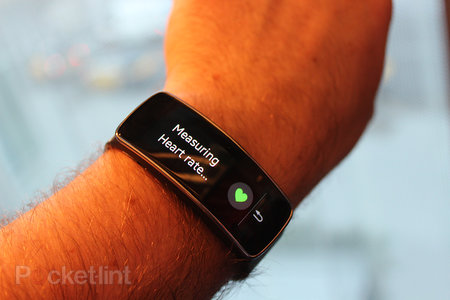 Hands-on: Samsung Gear Fit review - photo 3