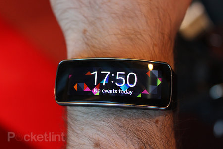 Hands-on: Samsung Gear Fit review - photo 8