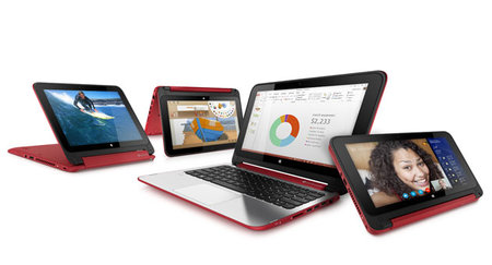 HP debuts 11.6-inch Pavilion x360 that acts like tablet and laptop