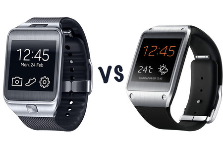 Samsung Gear 2 vs Gear 2 Neo vs Galaxy Gear: What's the difference? - photo 1