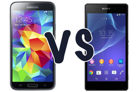 Samsung Galaxy S5 vs Sony Xperia Z2: What's the difference?