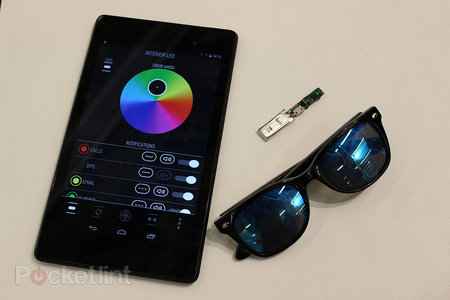 WeOn Glasses bring smart LED notifications and one-touch controls to your specs