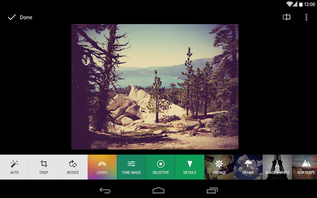 Google+ for Android adds Snapseed-inspired filters and synced photo edits across all your devices