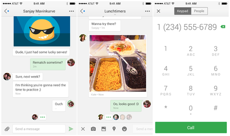 Google Hangouts for iOS gets iPad optimisation with a little touch of iOS 7