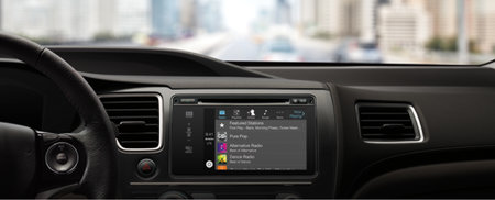 Apple CarPlay integrates iPhone with your car for mapping, music, messages, with Siri control - photo 3
