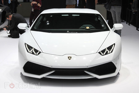 Lamborghini Huracan pictures and hands-on - photo 1