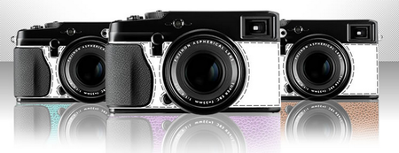 Fujifilm launches X Signature camera design program for customisation