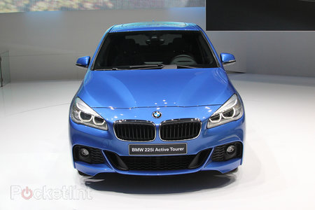 BMW 2-Series Active Tourer pictures and hands-on - photo 1