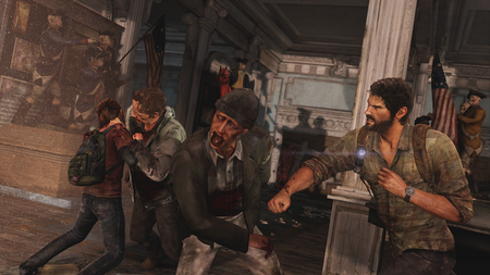 The Last of Us wins 'Best Game' at BAFTA 2014 awards