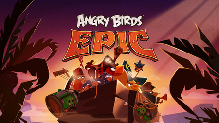 Angry Birds Epic for iOS, Android and WP8 takes on Final Fantasy and South Park: Stick of Truth