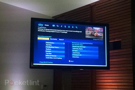 Sky plans to use new EPG to help you decide what to watch next