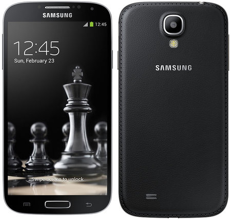 Samsung Galaxy S4 turns to the dark side with Black Edition out now in the UK