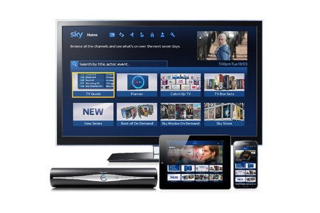 New Sky+ EPG and homepage starts to roll out to Sky+HD customers - photo 1