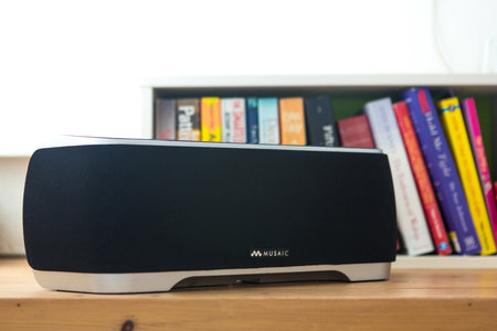 Music streaming startup Musaic aims at Sonos, can also work with the Internet of Things - photo 1