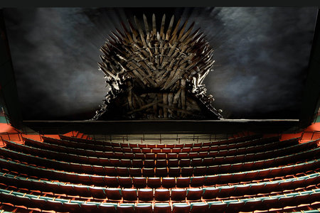 Game of Thrones movie may end the saga with big screen dragons, reveals author