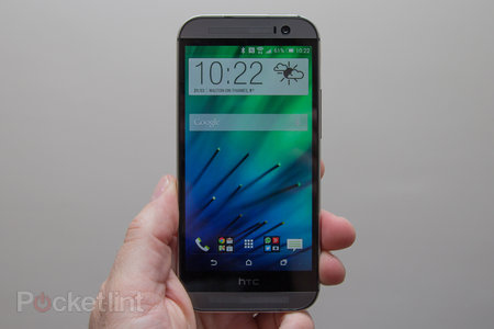 HTC One (M8) pictures and hands-on