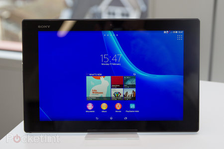 Sony's Xperia Z2 Tablet now available in UK starting at £399