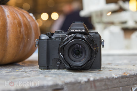 Olympus Stylus 1 review - photo 1