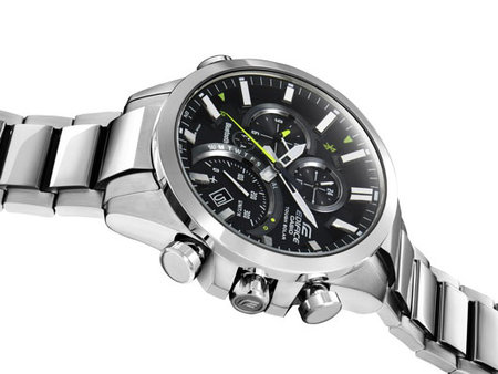 Casio Edifice EQB-500 joins G-Shock range in adding Bluetooth smartphone connectivity