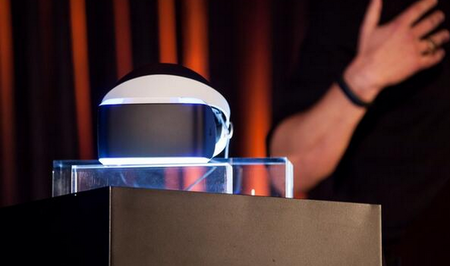 Watch Sony unveil its virtual reality future for PS4: Project Morpheus