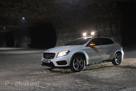 Hands-on: Mercedes GLA review