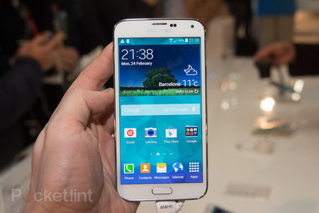 Go hands-on with the Samsung Galaxy S5 yourself at participating Phones 4u stores