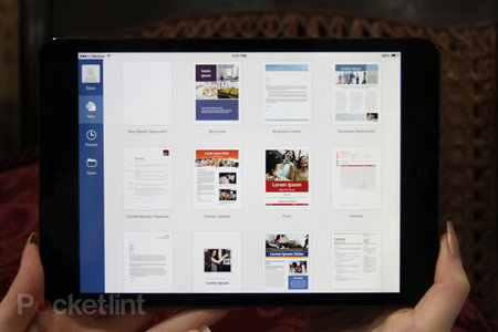 Office for iPad apps to add printing options soon, says Microsoft