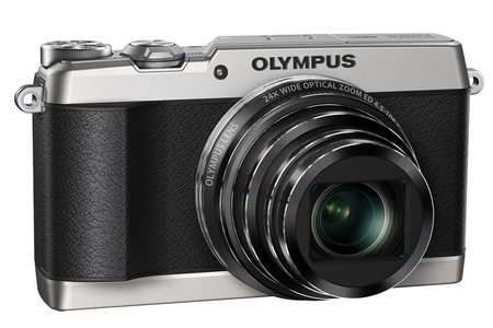 Olympus Stylus SH-1 compact camera with 5-axis OIS says goodbye to blur