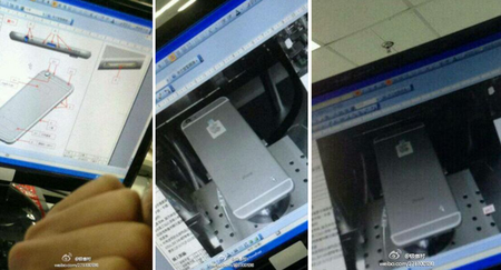 Leaked iPhone 6 photos from Foxconn plant show much thinner phone