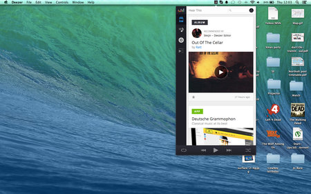 Deezer update brings free radio on mobiles, Mac beta and integration of local files