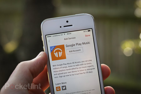 Sonos adds Google Play Music to speakers, lets you control system from Google Play app