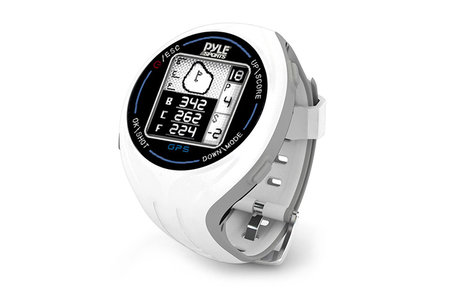 Pyle Audio Personal Golf GPS Watch arrives just in time for The Masters