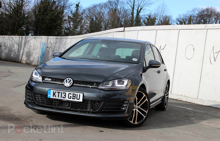 Volkswagen Golf GTD review - photo 1
