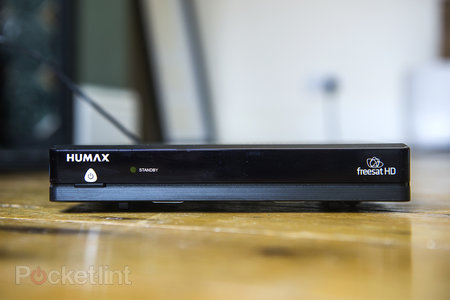 Humax HB-1000S Freesat HD box review - photo 1