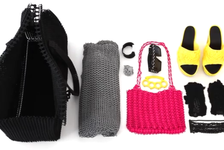 Airline lost your luggage? Never fear, just 3D-print new gear