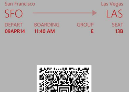 Microsoft is using Apple's Passbook passes in Windows Phone 8.1 and Microsoft Wallet