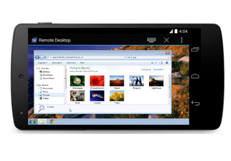 Google's Chrome Remote Desktop for Android lets you access Macs and PCs from your phone