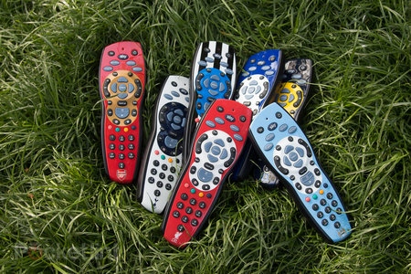 Sky+ HD footy remotes pictures and hands-on: Liverpool, Chelsea, Man City - who will win the title?