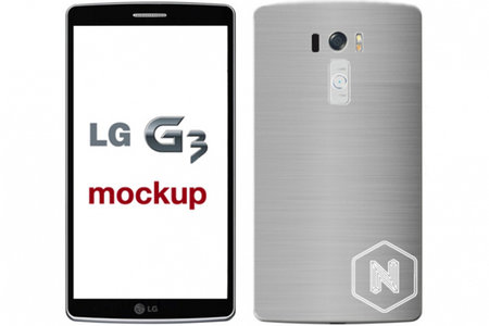 LG G3 allegedly spotted in the wild, polycarbonate Quad HD mock-up drawn up from report