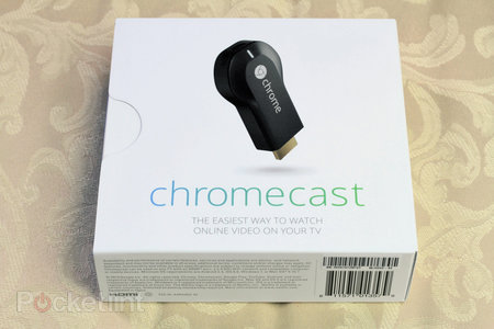 Buy a Chromecast in the UK and get £4.99 free Google Play credit