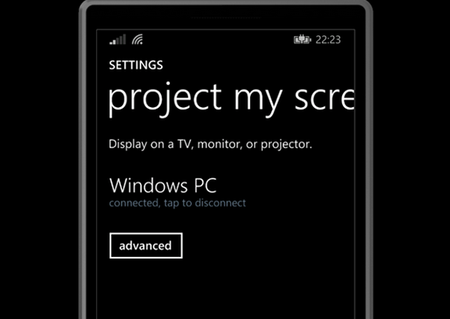 Microsoft releases Project My Screen app for PCs