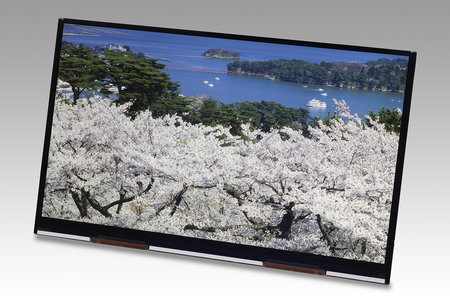4K tablets getting closer, Japanese Display Inc unveils 10.1-inch 3840 x 2160 IPS panel