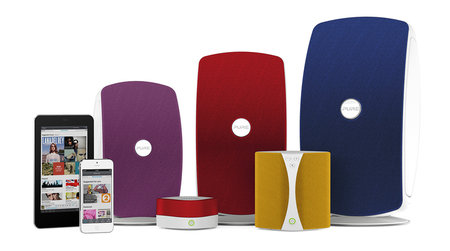 Pure announces Bluetooth Caskeid, allowing you to use your Jongo speakers with any streaming service including Spotify