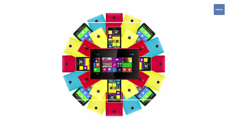 Microsoft's post-Nokia acquisition advert focuses on colour