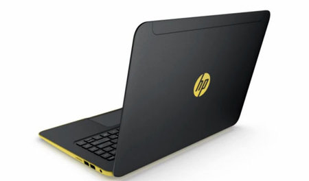 HP video leak reveals SlateBook 14 Android laptop with 1080p display - photo 1